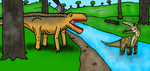 The Mesozoic World: Ep 1, Dawn Of The Dinosaurs. by JPLover764