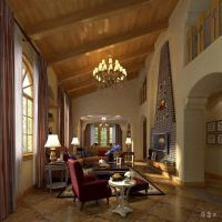 Living Room by cds-618