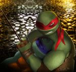 Raph-the protector by Schanja