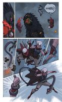 King of Beasts pg 23 by dogmeatsausage
