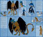 +Cosziel+ Ref NEW by Vampyra-Drake