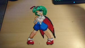 Touhou Character 27 - Wriggle Nightbug by MagicPearls