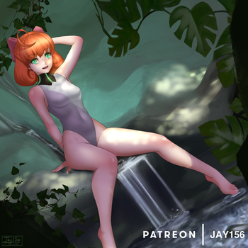 Summertime Penny by jay156