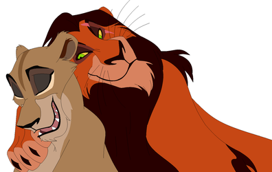 Lion King ''wanna play?'' base by Nuller4444-bases
