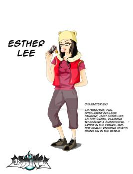Esther Lee by raymitorochi