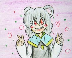 Nazrin says hi by quynhanhnguyendac