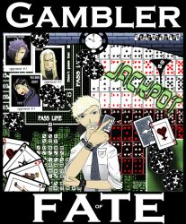 Luxord: Gambler of Fate by TrackSurfer