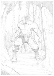 Weapon X by mikebowden