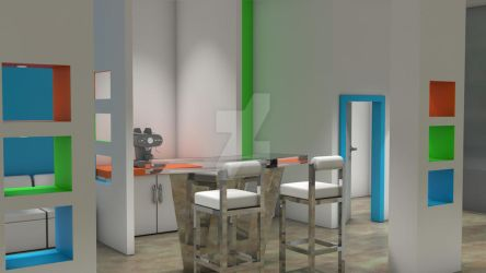 Beauty Salon Interior 2 by storm-bunny