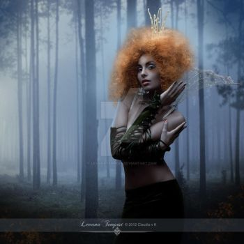 Queen of the Forest by LevanaTempest
