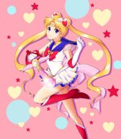 Super Sailor Moon by SailorGigi
