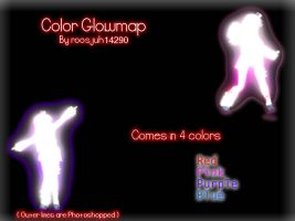 Glowmap Colored Download  By Roosjuh14290 by roosjuh14290