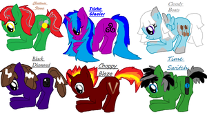 MLP Adopts by rustics