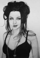 Amy Lee by RTyson