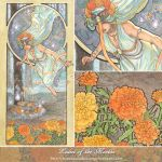 Lady of October - Detail Montage by AngelaSasser