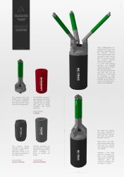 M016 // Guided Hand Grenade by M-Vitzh