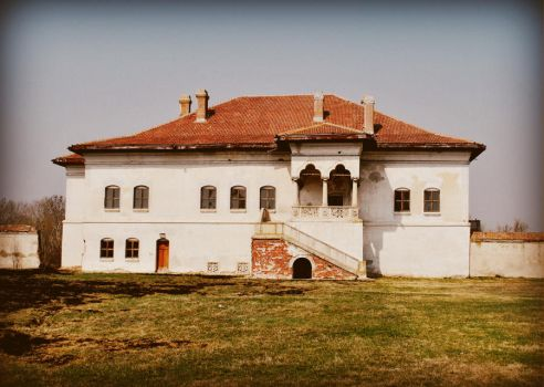 The Old Castle by MandragoraSauce