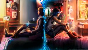 Life is Strange(+VIDEO PROCESS LINK) by Y-GabyT