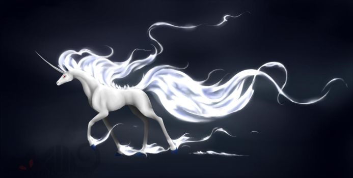 Ghostfire by The13thBlackCat