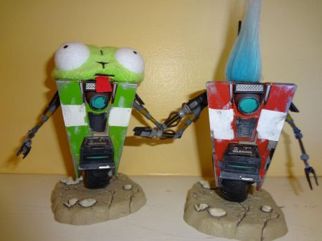 GrrTrap and PunkTrap by Weisner
