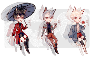 [CLOSED] Modern Batch Adopt Auction by eikyrona
