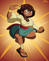 ajna by StrongSeanMann