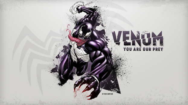 Venom - You Are Our Prey by RobbieSimpson93