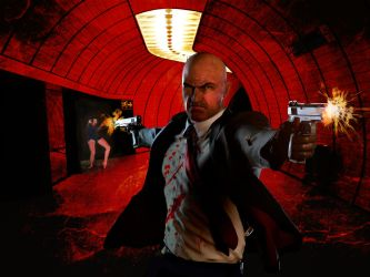 Hitman by jackodeco