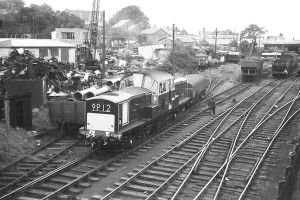 Shunting at Gilesgate Goods by lampwortroy