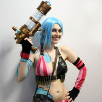 Jinx by DemoraFairy