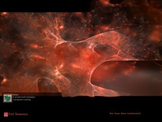 Silent explosion the logon by teddybearcholla