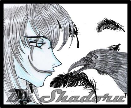 Nevermore. by Shadoru-Flames