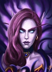 Kenea of the Void by Galder