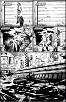 Life-Time #1 Pg 18 by Alf-Alpha