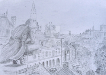 Assassin's Creed Unity  sketch by Tatooa2001