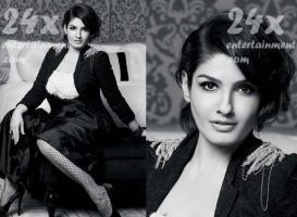 Raveena-24xentertainment by 24xentertainment