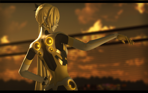 [MMD VIDEO] Sunset Neru - Galaxias by Redoxygene