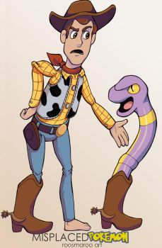 Theres an Ekans in My Boot! by RoosmaRoo