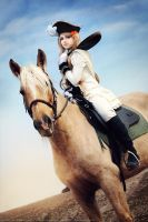 APH. Hungary. Fight with me by DenikaKiomi
