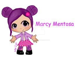 SOOOOLD Marcy Mentosa ~ Sugar Rush OC by BejeweledLovePotion