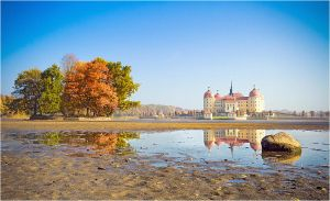 Fishing in Moritzburg by Torsten-Hufsky