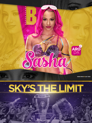 SashaBanks LegitBoss ID by AbouthRandyOrton