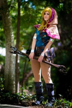 League of Legends Lux: Keep your spells safe by JFamily