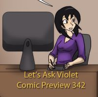Let's Ask Violet Comic Preview 342 by eyesofviolet13