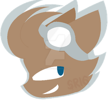 Tech Wolf Icon by SuperRosey16