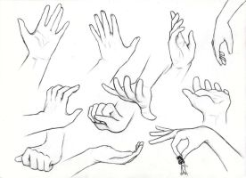 Hands! by Bethelina