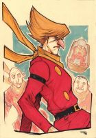Cyborg 009 by DenisM79
