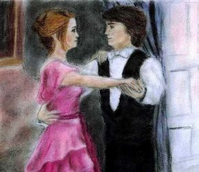 Emma and Dan dancing -finished by DKCissner