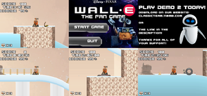 Wall-E The Fangame Demo 2 by ClassicTeam