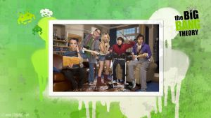 The Big Bang Theory - Wallpaper 02 by Dead-Standing-Tree